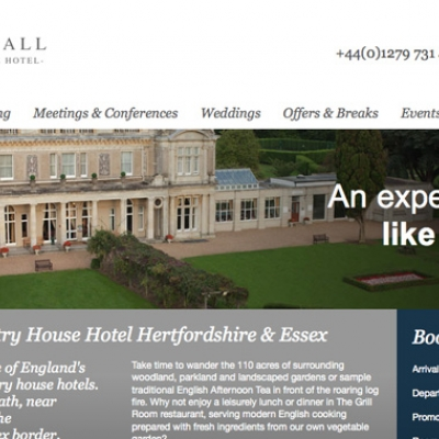Downhall hotel
