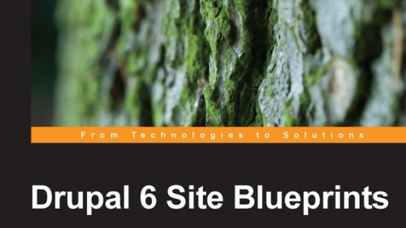 Drupal 6 Site Blueprint