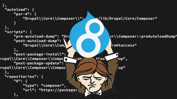 Drupal 8 with Composer