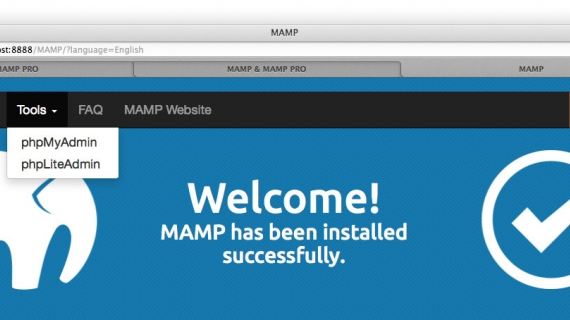 Importing A Large Database in MAMP | Duvien